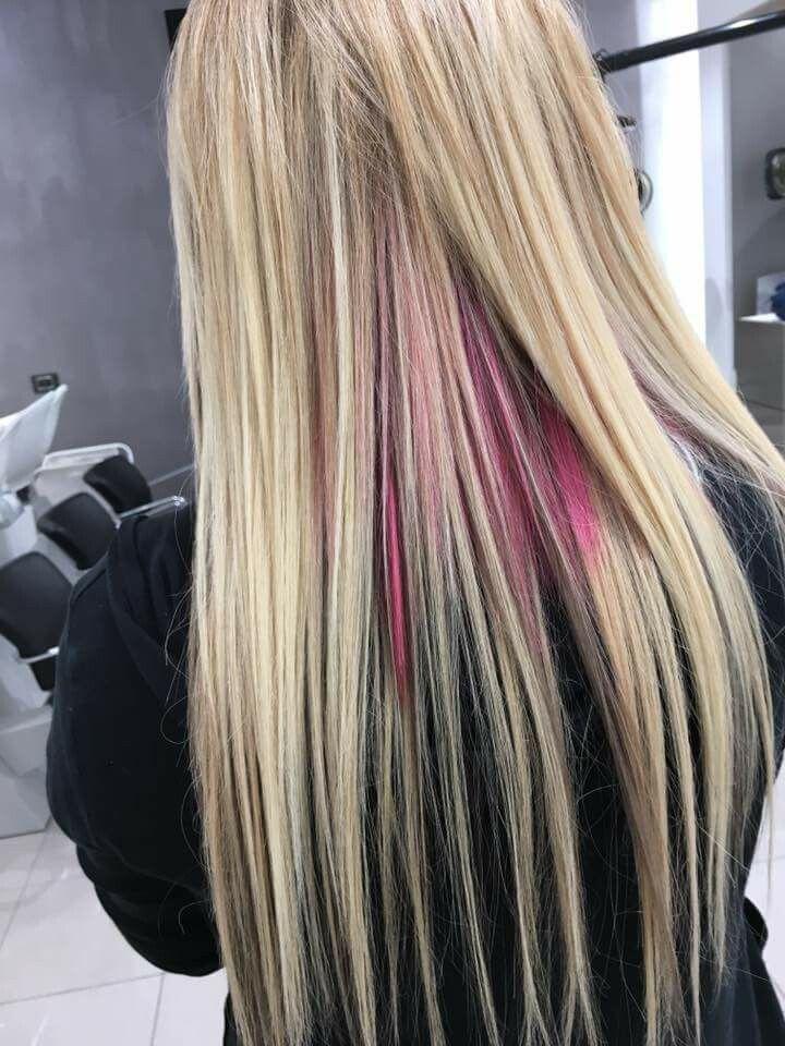 Il mio lavoro finito montaggio extension capelli #yaquelin2016 #hairstylist #montaggio #curt #taglio #piega cliente Jessica