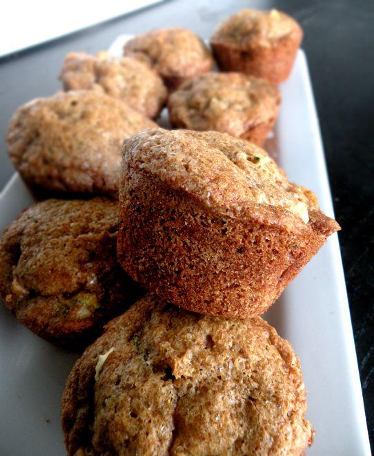 Apple Zucchini Muffins....made these yesterday, AMAZING!