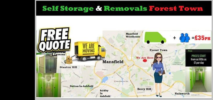 Man with A Van For Hire Forest Town,Mansfield, Nottinghamshire UK. Fully trained Staff and full contents insurance and CRB (Criminal Records Bureau) Checked. Call 01623 654202   https://wright-self-storage-mansfield.co.uk/self-storage-removals-forest-town  #man with a van rainworth #removals #couriers #self storage