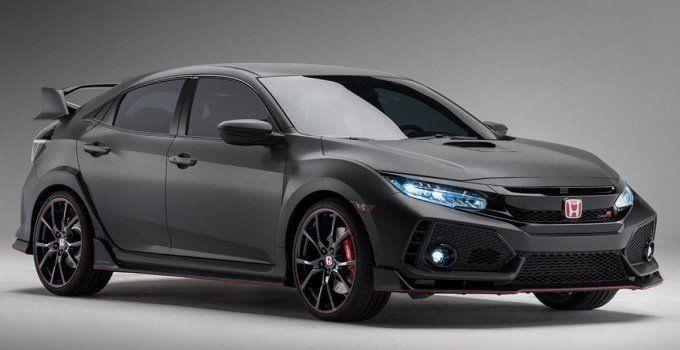 Honda Civic Type R 2020 In 2020 Honda Civic Type R Honda Civic Black Honda Civic