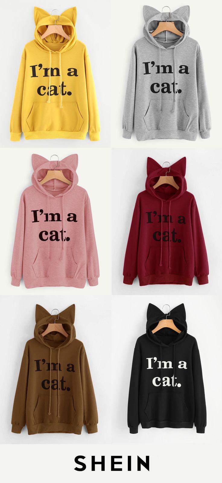 I'm a cat.