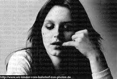 Christiane à 16 ans