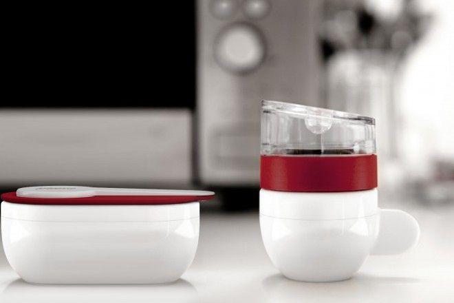 Мини эспрессо-машина для микроволновки - ШтукиШтуки