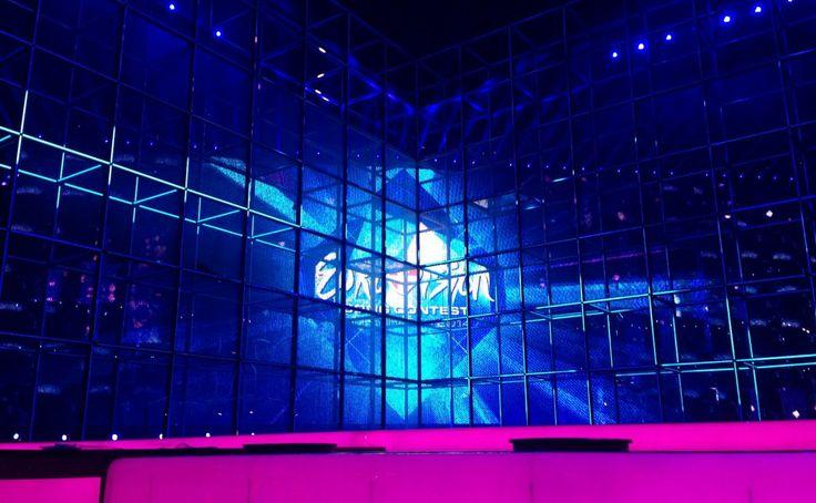 eurovision 2014 rehearsal romania