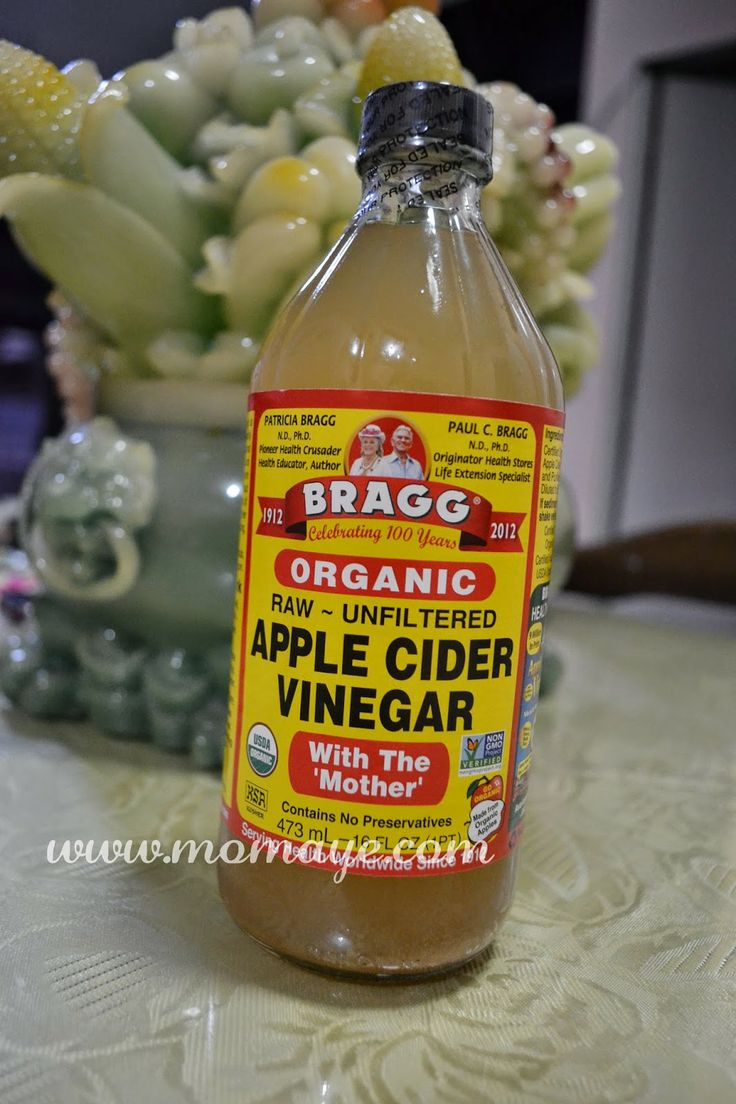 Momaye's Diary: Apple Cider Vinegar as Natural Facial Toner: