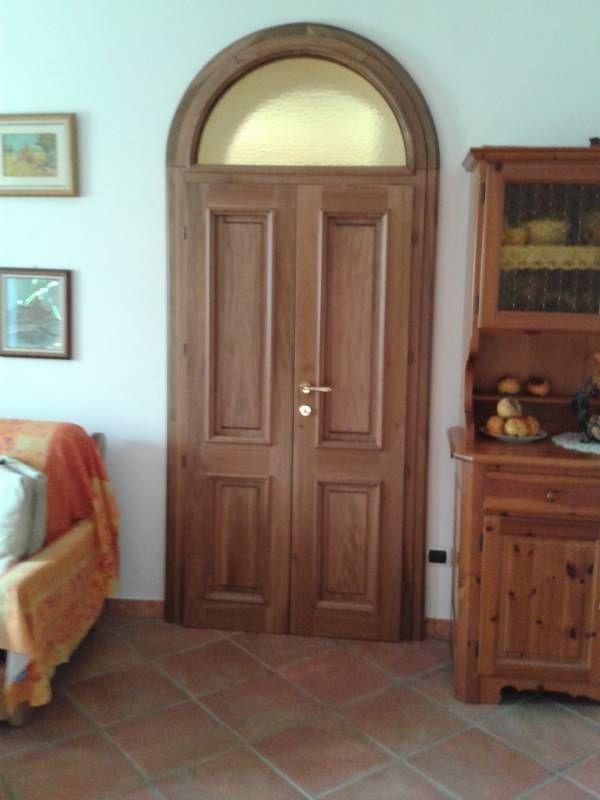 8 migliori immagini porte in legno di creocasa su - Porte interne su misura milano ...