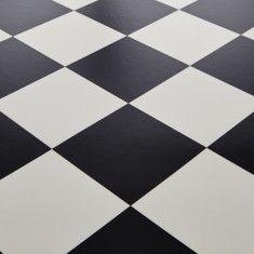 Black vinyl flooring | Buy black lino online at Carpetright