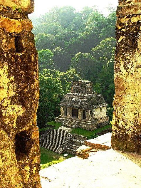 Palenque, Mexico   www.facebook.com/loveswish