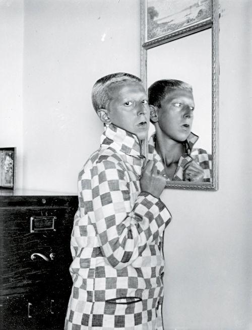 'Autoportrait', 1928, by Claude Cahun
