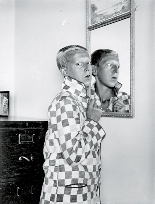 'Autoportrait', 1928, by Claude Cahun