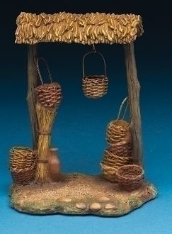 """Basket Stand for the Fontanini 5"""" Collection"""