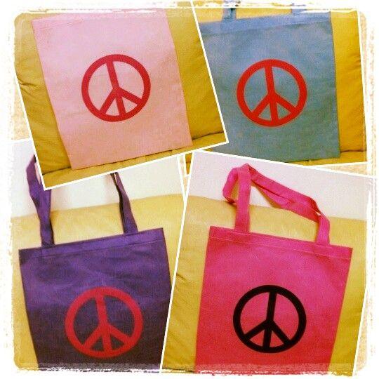 #peace #ecobags #colors #eco #manosdelabahia