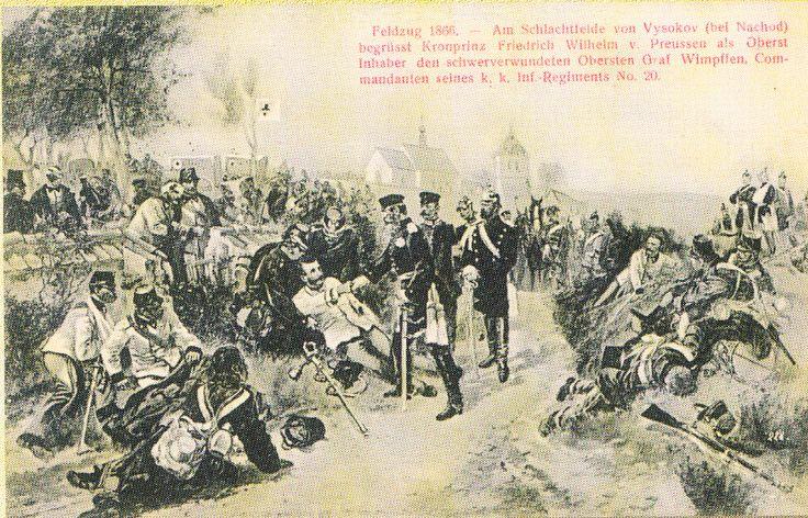 Výsledek obrázku pro první pruská armáda, 26. regiment