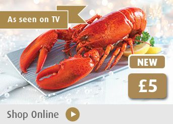 Canadian Lobster Pod (2)