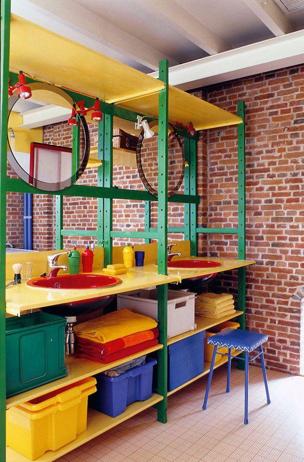 Inspiring Bathrooms with Original Interiors