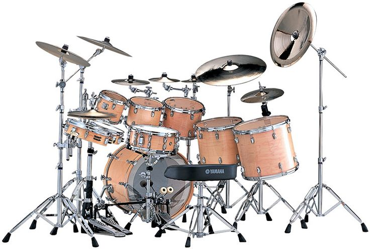 Yamaha Custom Maple.... Cant do better then this kit!!!!!!!!!!!