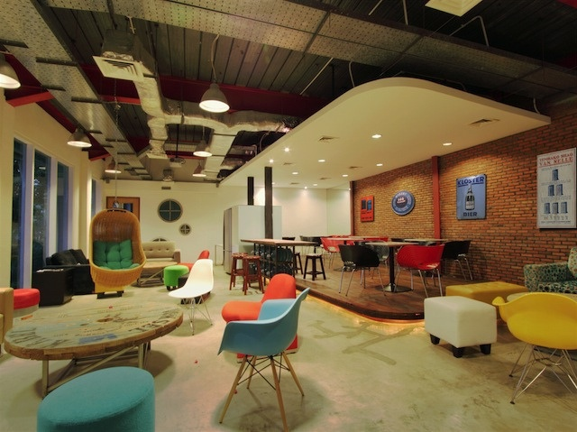 105 best Creative office spaces images on Pinterest Office
