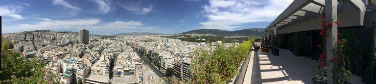 Atina - Yunanistan  President Otel - Roof