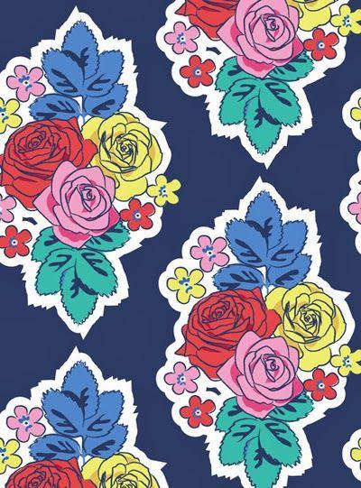 print & pattern - Alison Mac