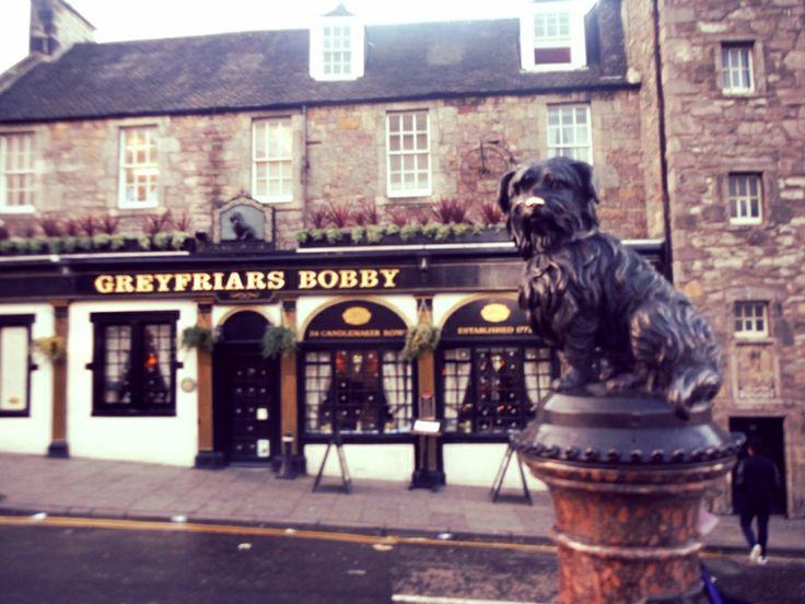 Greyfriers bobby, Edinburgh, Scotland