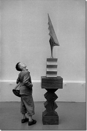 Constantin Brancusi, Le Coq, 1935