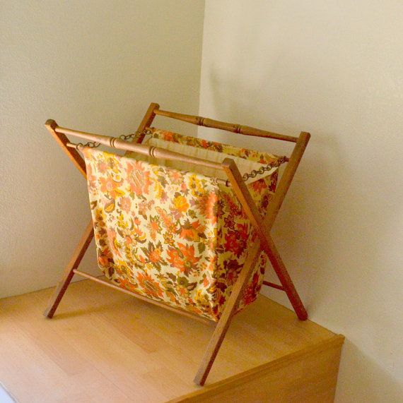 vintage sewing basket....i had this exact one...had my yarn in it...but it was metal and it broke :(