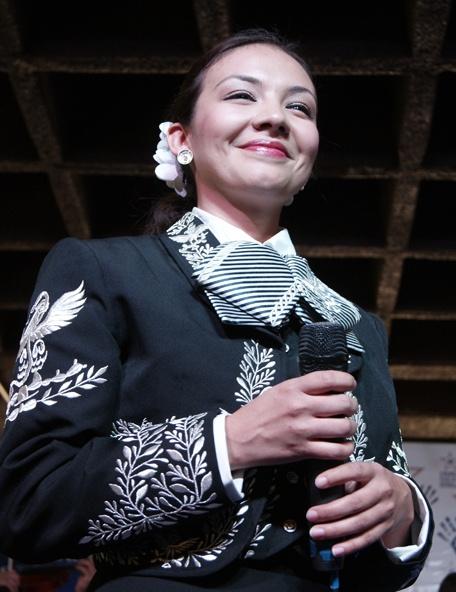 Lupita Infante Esparza.
