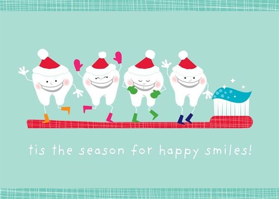 Dentaltown - tis the season for happy smiles!