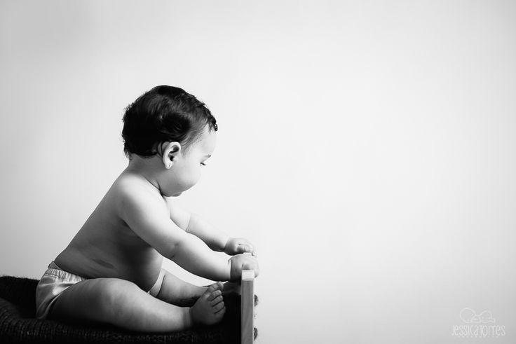 MARIA 8 MESES · Fotografía infantil de bebés en El Ejido Almería