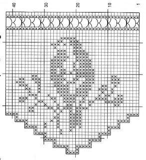 crochet em revista: motivos pássaros lots of bird diagrams