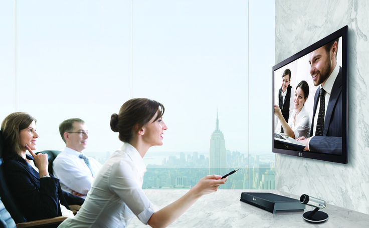 #VideoConferencing - An Efficient and Effective #Communications Solution