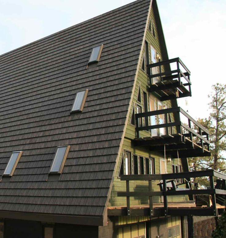 48 Best Metal Roof Ideas Images On Pinterest Roof Ideas