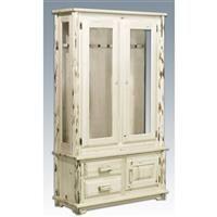 Montana Woodworks™ Gun Cabinet, Unfinished: Montana Woodworks™ Gun Cabinet, Unfinished #Outdoors #OutdoorsSupplies