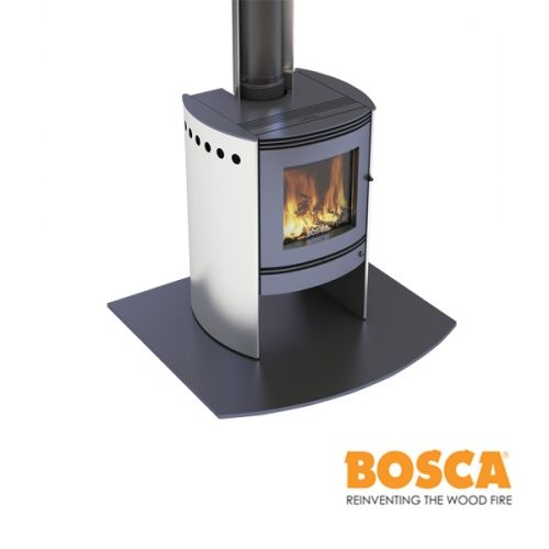 Bosca Spirit 550 Wood Fire Package