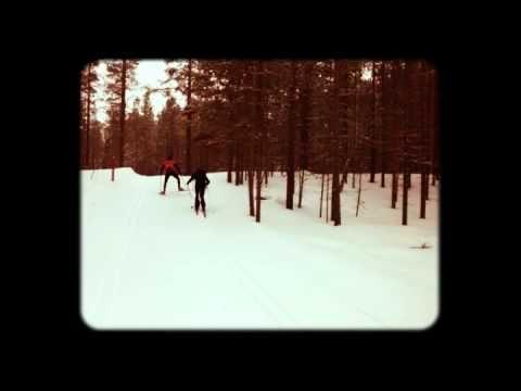 Un nuevo edición del viaje de Esquí de fondo en Laponia 2014 dia 2 - YouTube con http://samaexpediciones.es/viajes/esqui-de-fondo-en-laponia/