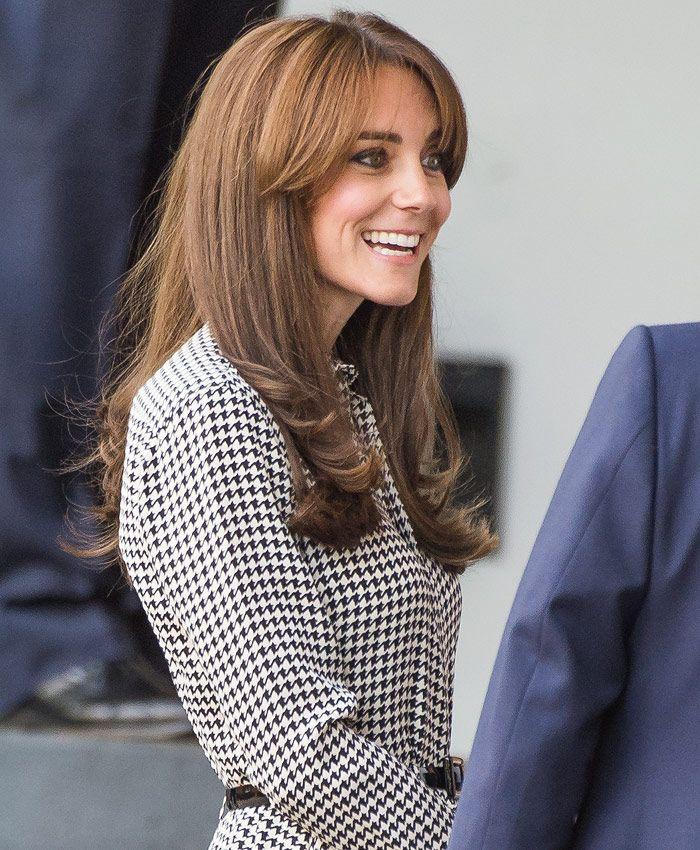 Nuevo 'look': Hablamos con el peluquero de la Duquesa de Cambridge