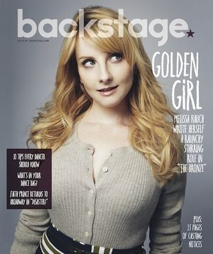 How Melissa Rauch Created Her Own Opportunities