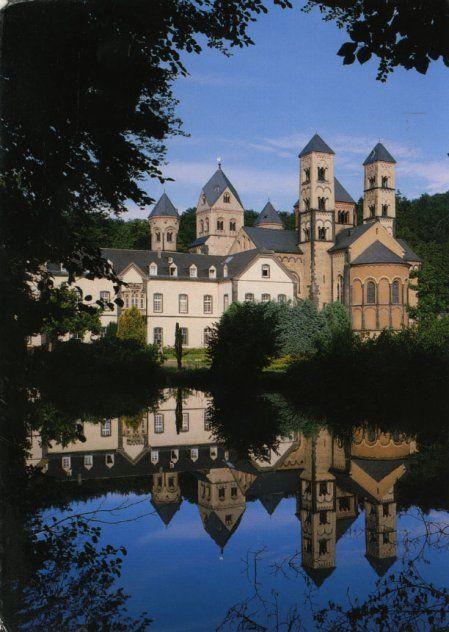 Maria Laach - Kloster nahe Andernach