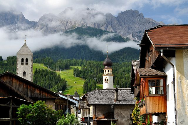 -The memories flood back -- need to go back...Innichen, Pustertal / San Candido, Val Pusteria by bautisterias, (Italy)