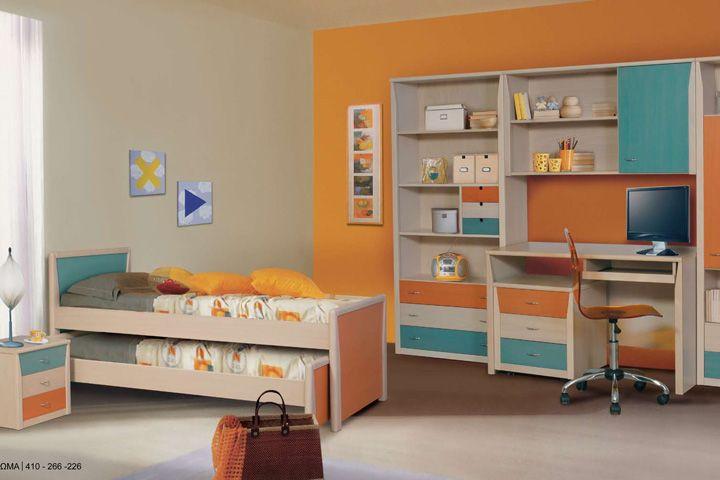 Παιδικό Νο2  Area60 furniture plus
