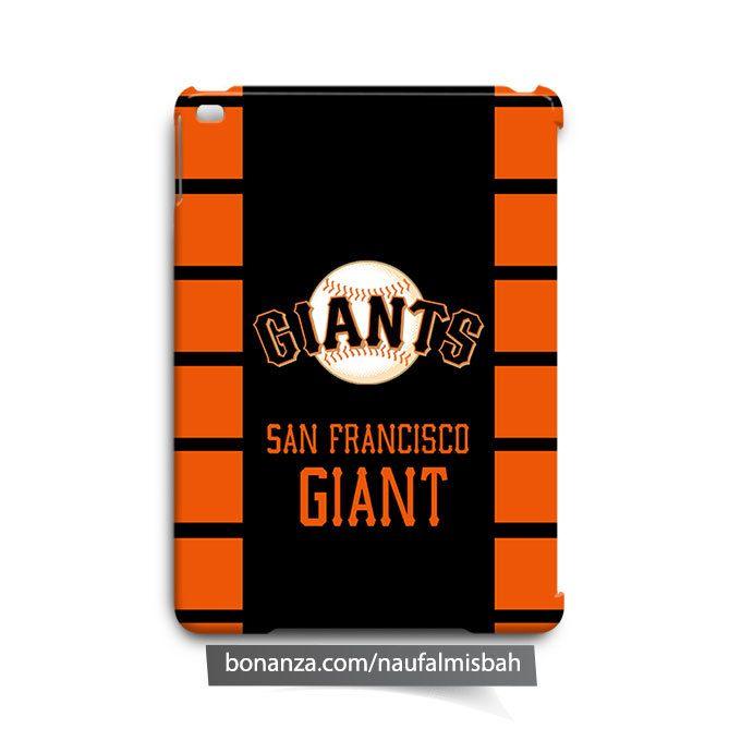 San Francisco Giants Logo iPad Air Mini 2 3 4 Case Cover - Cases, Covers & Skins
