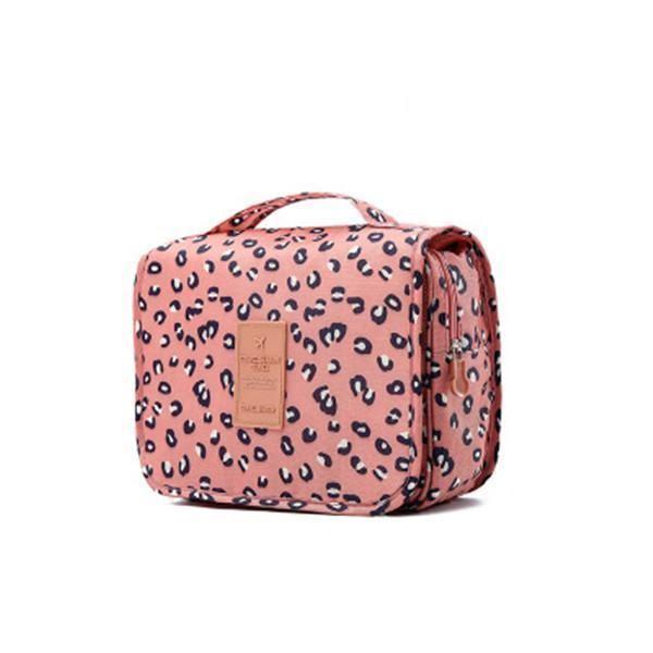Travel Cosmetic Makeup Storage Bag Hanging Organizer Bag