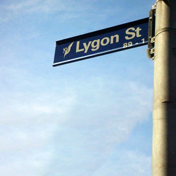 Lygon Street ~ 'little italy' in Melbourne