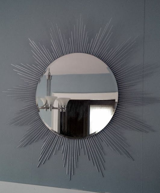1000 Ideas About Circle Mirrors On Pinterest: Farm Mirrors, Bathroom Before After And Mirrors