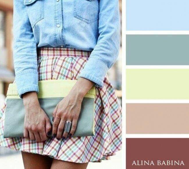 Fashion color matching