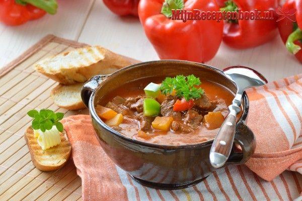 Pasulj (soep uit voormalig Joegoslavië) recept