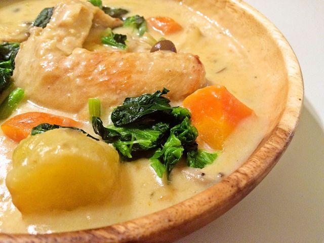 【再掲】ルウ不要のクリームシチュー 2種類のレシピと具材のバリエーション #週末の作り置きレシピ #冷蔵5日