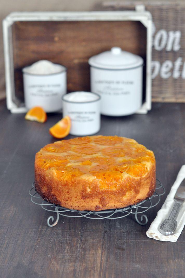 Tarta de mandarinas: receta fácil y probada, trucos y fotos