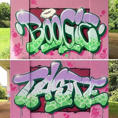 Repost from my man @boogiesml dudes rhythm of life and graffiti is so fuckin motivating it's ridiculous.. Look out for more!!. #boogie #taste #sml #tad #att #mdr #Germany #2016 #molotow #molotowpremium #molotowandfriends