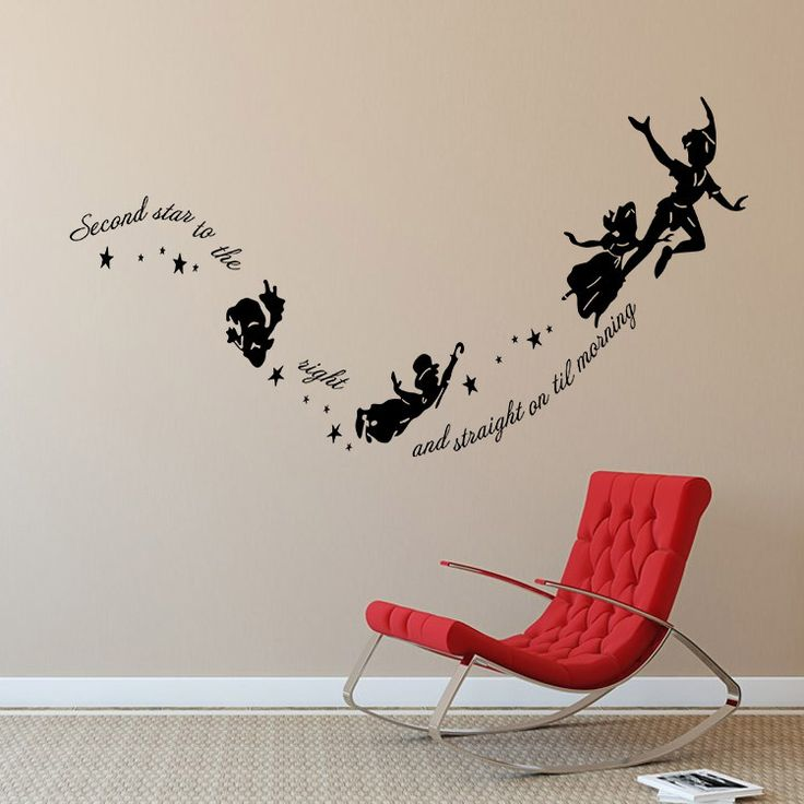 Pitpan Childrenu0027s Room Decoration Stickers Living Room Bedroom Wall  Decorative Stickers Removable Waterproof Wall Stickers